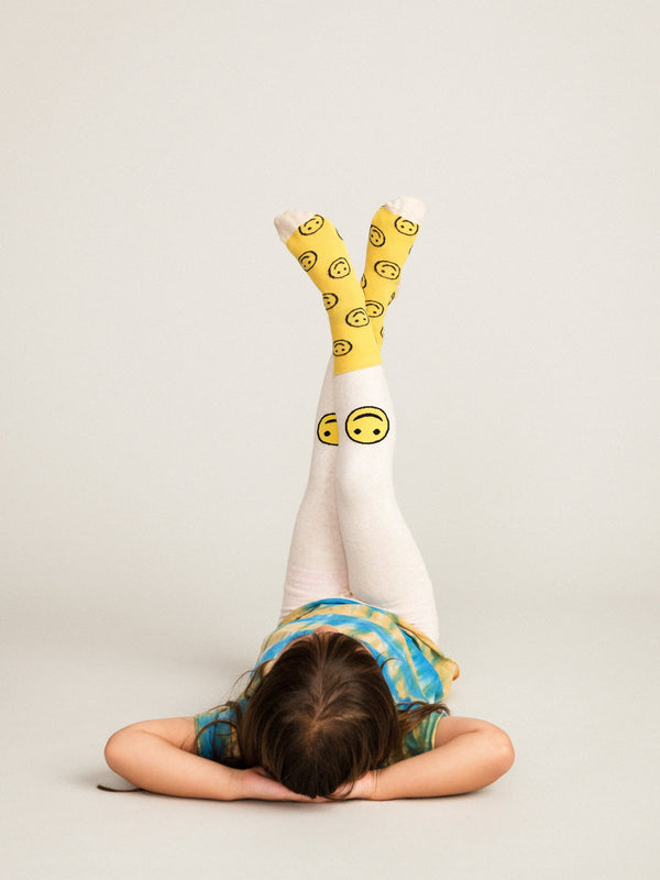 Mini Emoji Legging