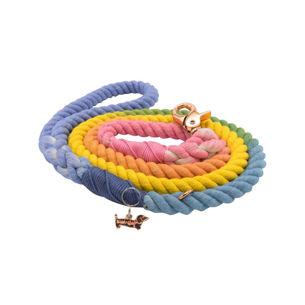 Sprinkles Cotton Rope Leash