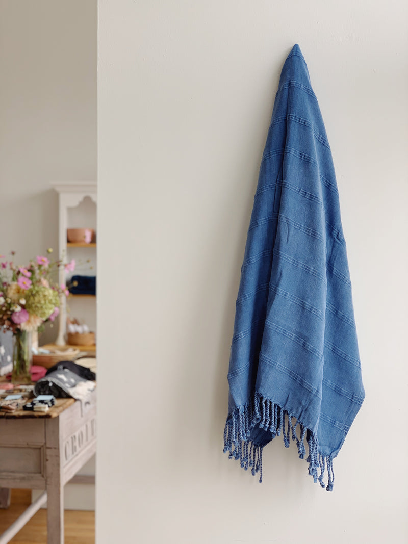 Royal Stonewashed Turkish Towel