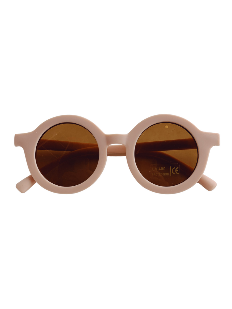 Coco Kids Sunglasses | Shell Pink