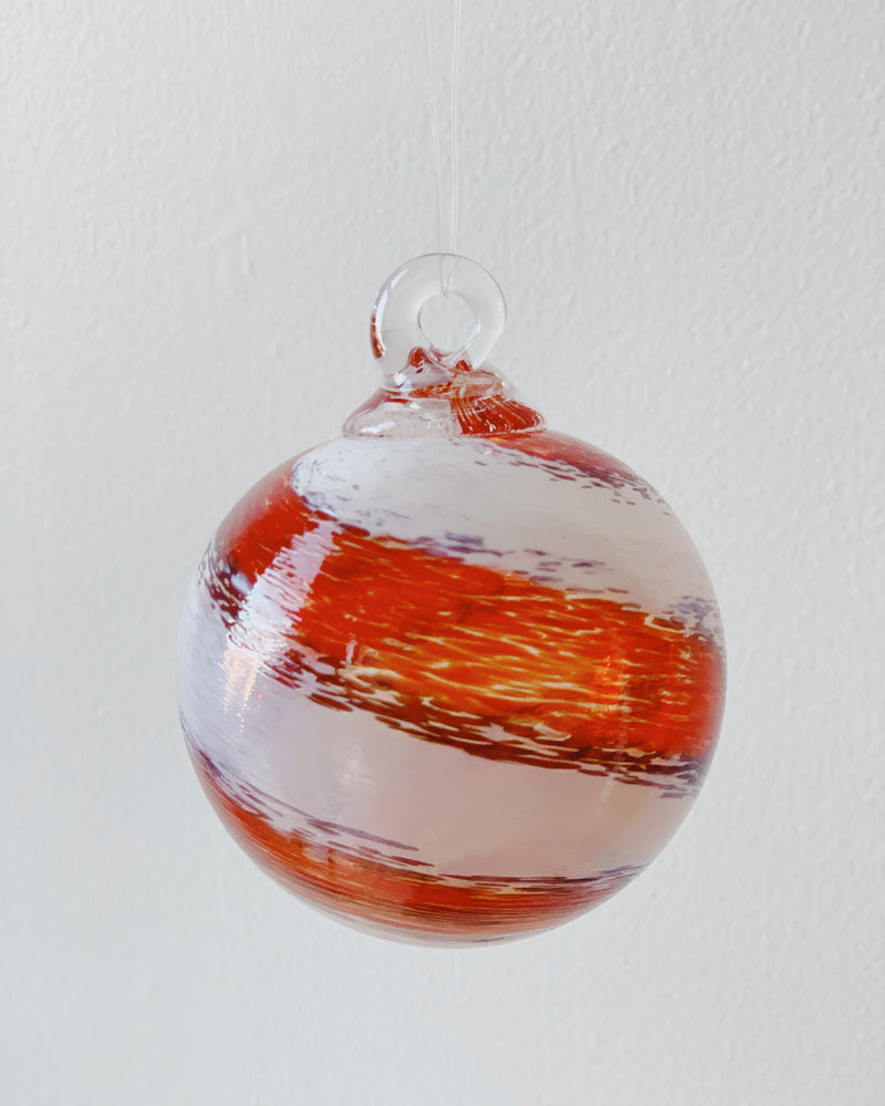 Mini Glass Jewel Ornament