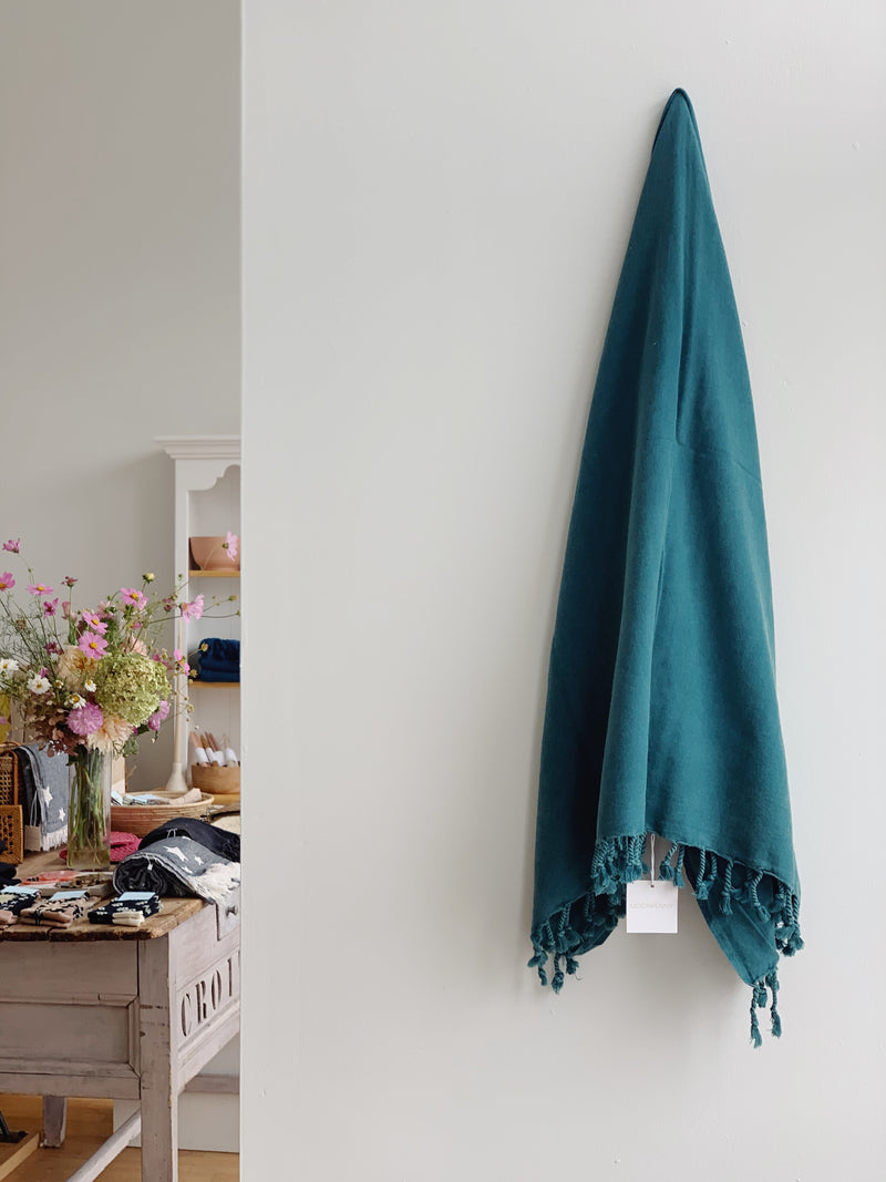 Emerald Turkish Towel
