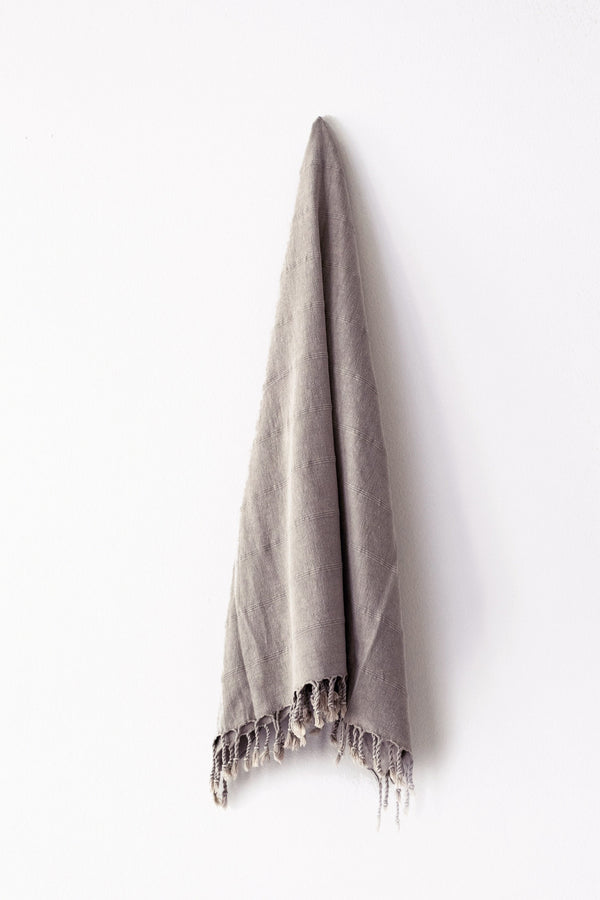 Salt Stonewashed Turkish Towel