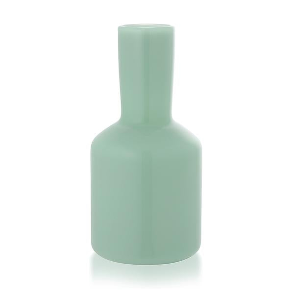 Opaque Mint J'ai Soif Carafe & Glass