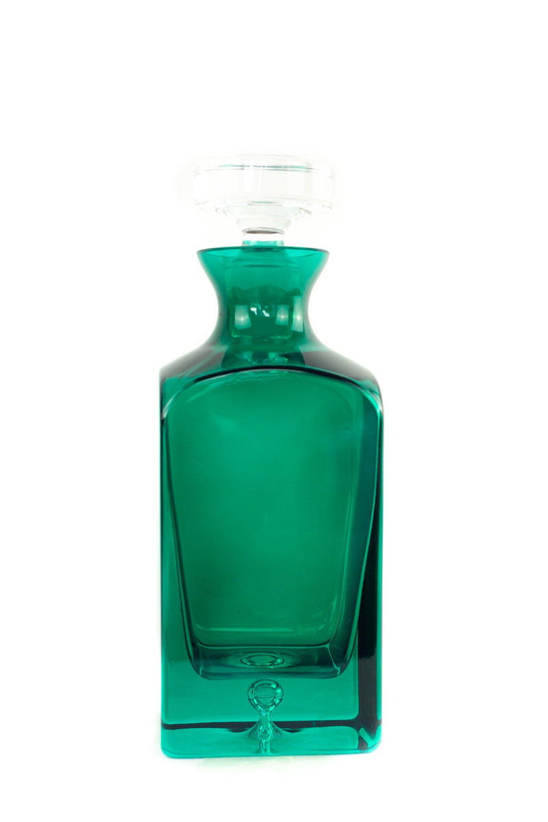 Emerald Estelle Decanter