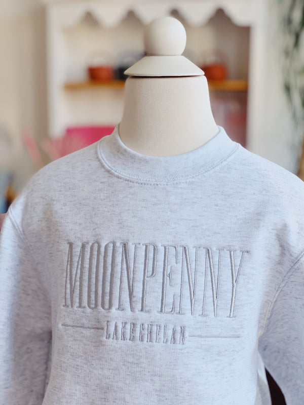 Kids Classic Sweatshirt in Grey