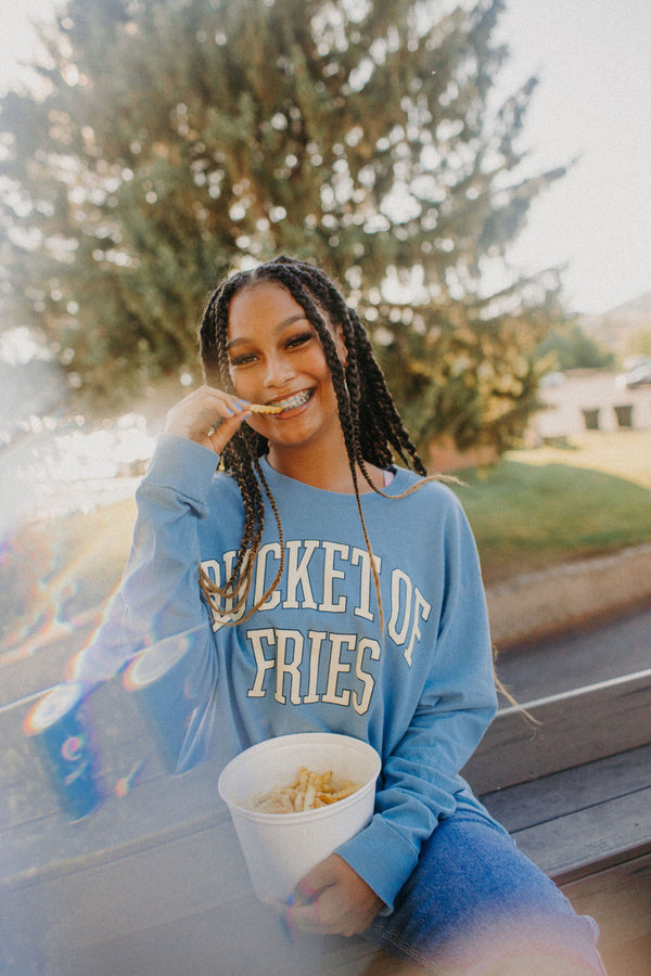The Fries Long Sleeve Tee