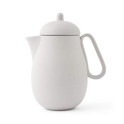 Nina Teapot in Grey