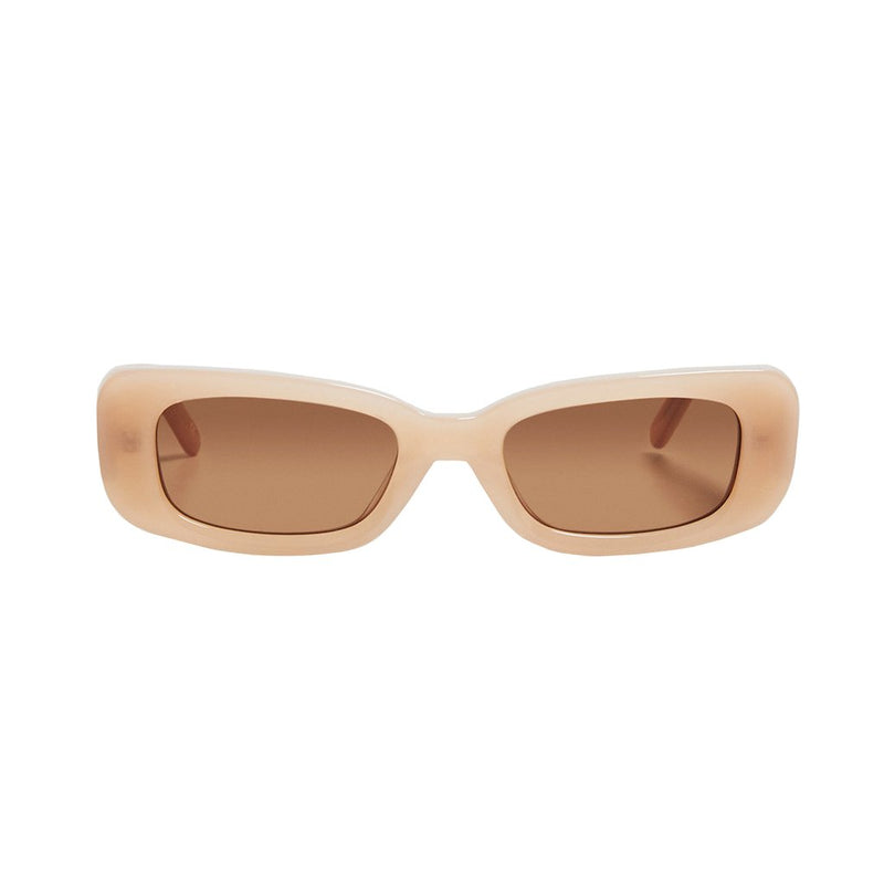 SHEVOKE Norm Nude Sunglasses