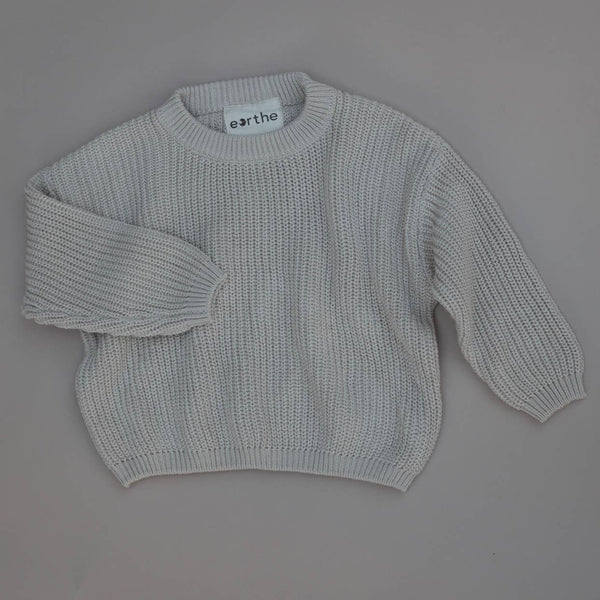 Oat Knit Sweater