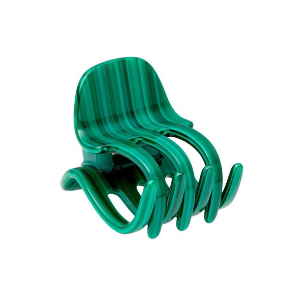 Mini Claw in Malachite