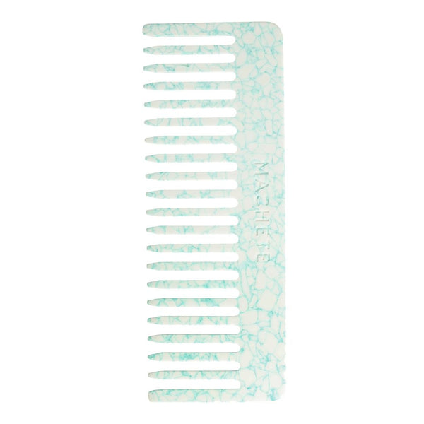 No. 2 Comb in Minted Porcelain