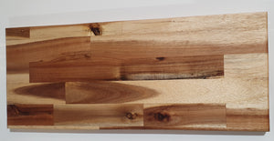 Timber Chopping Board from recycled bench top (large)