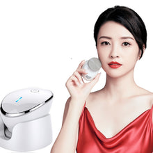 Load image into Gallery viewer, Professional facial cleansing brush electric facial cleansing brush