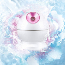 Load image into Gallery viewer, Nano Ionic Facial Steamer Hot Mist Face Steamer Home Sauna SPA Face Humidifier