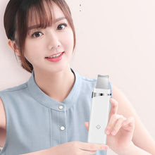 Load image into Gallery viewer, skin care cleaner dead skin remover ultrasonic skin scrubber