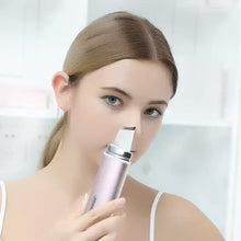 Load and play video in Gallery viewer, Blackhead Remove Ultrasonic Skin Peeling Facial Scrubber