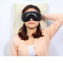 Load image into Gallery viewer, Compression Bluetooth Music Rechargeable Eye Therapy Massager for Relieve Eye Strain Dark Circles Eye Bags