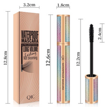 Load image into Gallery viewer, Silicone Eyelash Eyeliner and 4D Silk Fiber Lash Mascara Value Set