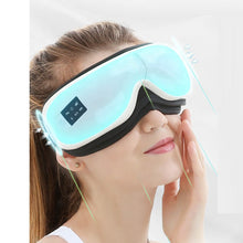 Load image into Gallery viewer, Electric Temple Eye Massager with Heating Air Pressure Music Vibration
