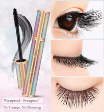 Load image into Gallery viewer, 4D Silk Fiber Lash Mascara for Longer, Thicker, Voluminous Eyelashes,Natural Waterproof