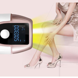 hair removal portable home electric laser ilp hair removal