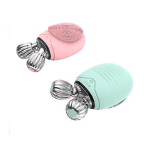 Load image into Gallery viewer, Sonic Facial Cleansing Brush - Silicone Face Brush & Massager