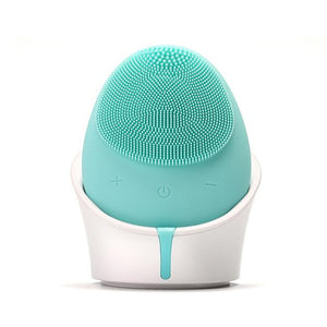 Best Facial Cleansing Brush - Silicone Face Brush Face Massager