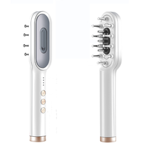 Load image into Gallery viewer, Hot Selling Electric Laser Comb Scalp Massage EMS Ionic Infrared Hair Growth Brush