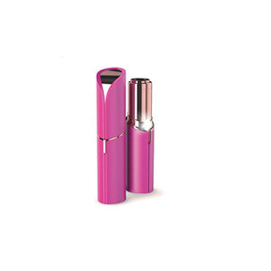 Lipstick style ladies electric eyebrow trimmer