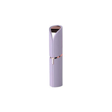 Load image into Gallery viewer, Lipstick style ladies electric eyebrow trimmer