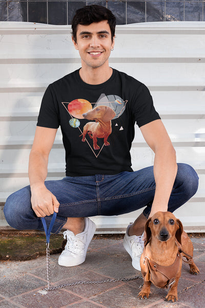 Private Barking Dachshund T-Shirt Giveaway