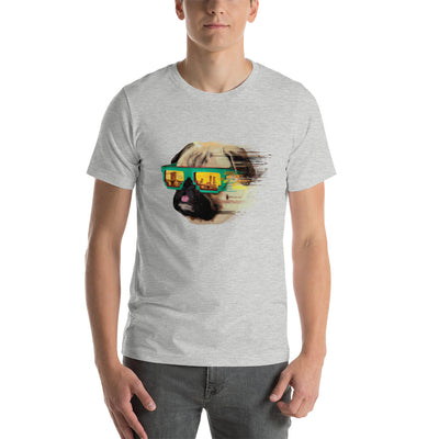 The Urbanite Pug Men's T-Shirt