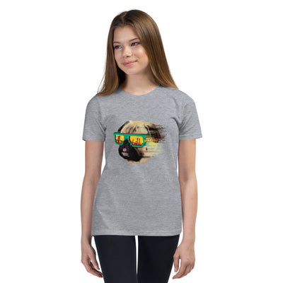 The Urbanite Pug Girl's T-Shirt