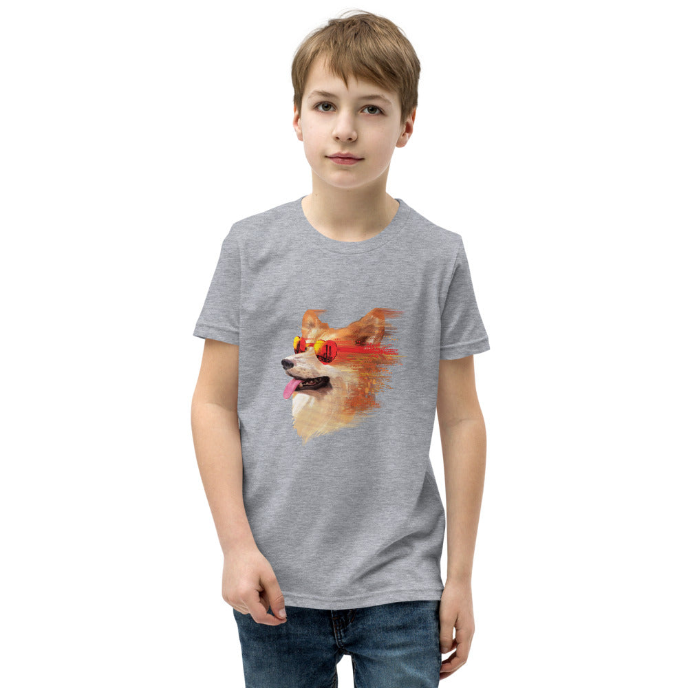 The Urbanite Corgi Boy's T-Shirt