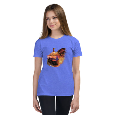 The Urbanite French Bulldog Girl's T-Shirt