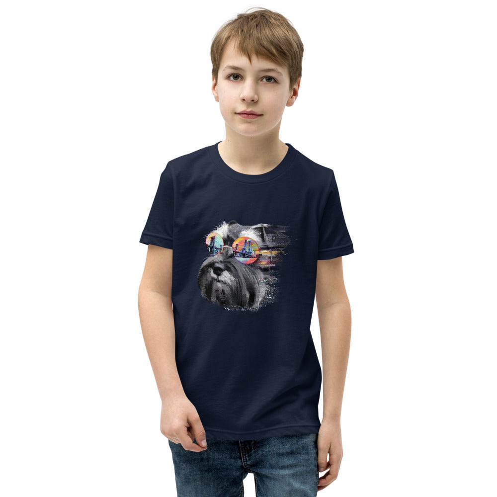 The Urbanite Schnauzer Boy's T-Shirt