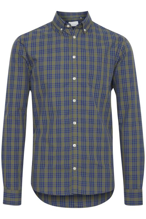 Anton Overdyed Oxford Shirt