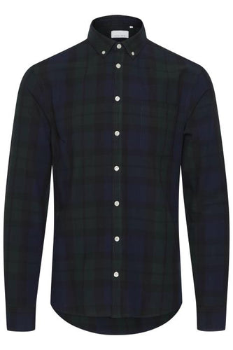 Anton Checked Oxford Shirt