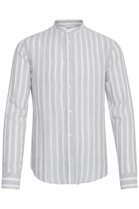 Casual Friday Striped Shirt