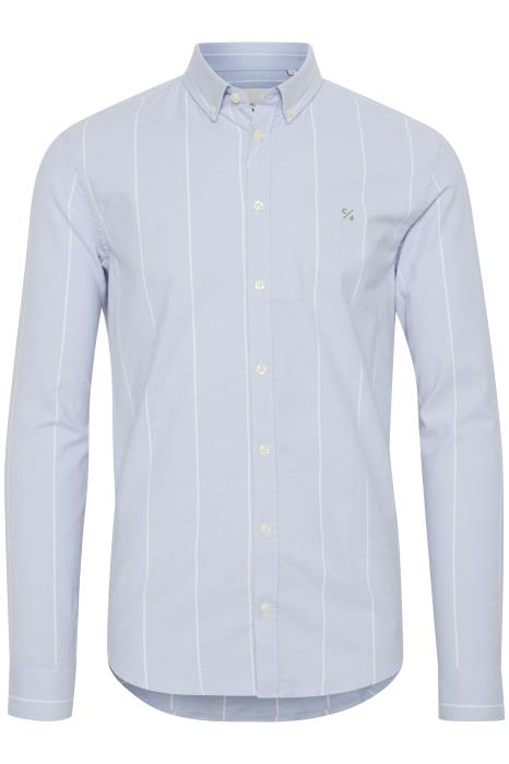 Arthur BD LS Striped Oxford