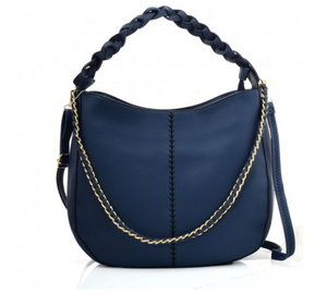 BLU-Women's simple handbag