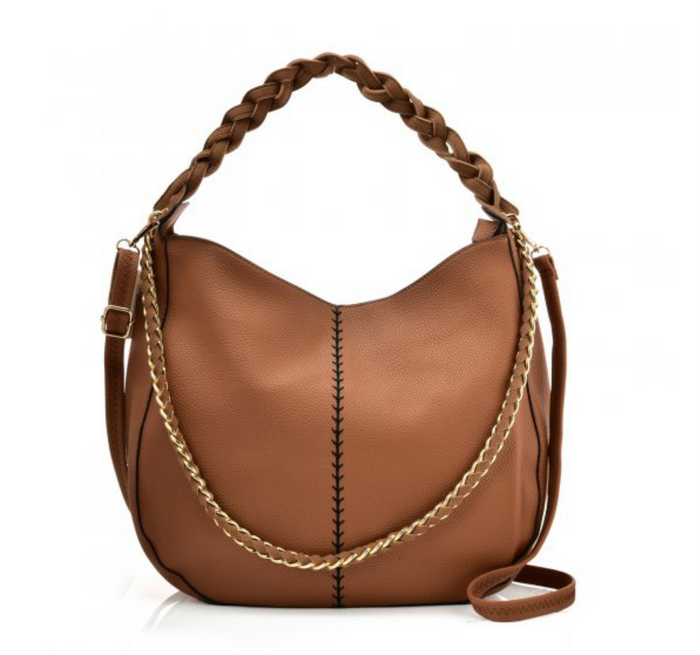 BRN-Women's simple handbag