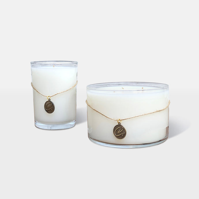 Caruso Large Apple Tobacco Candle