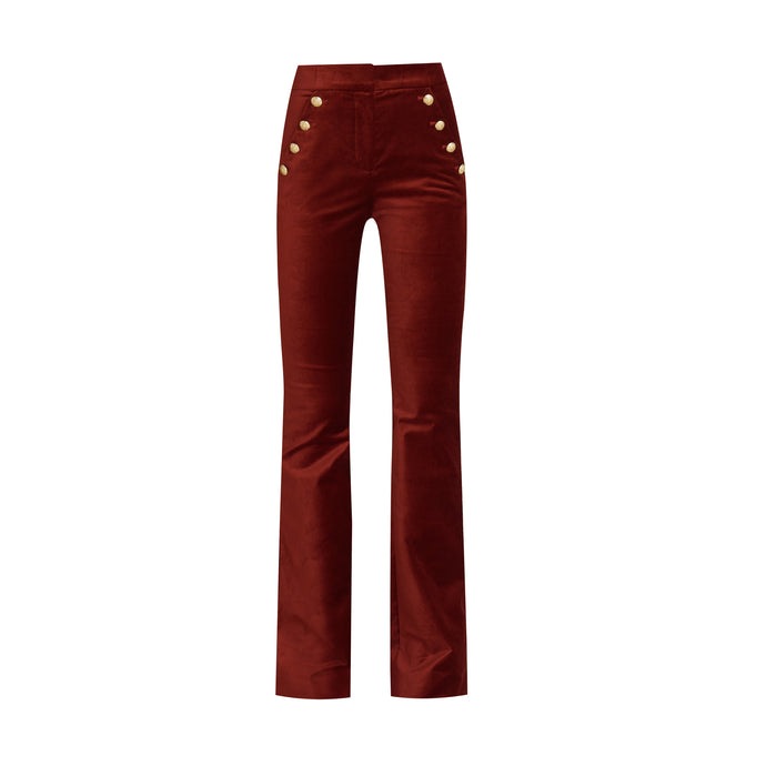 Verity Velvet Pants