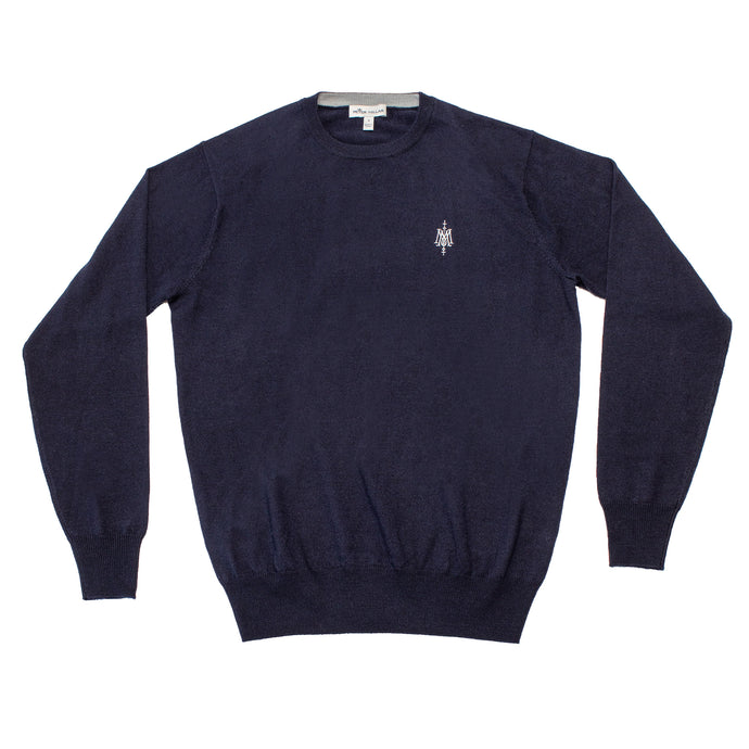 Peter Millar Men's Crewneck Miramar Sweater