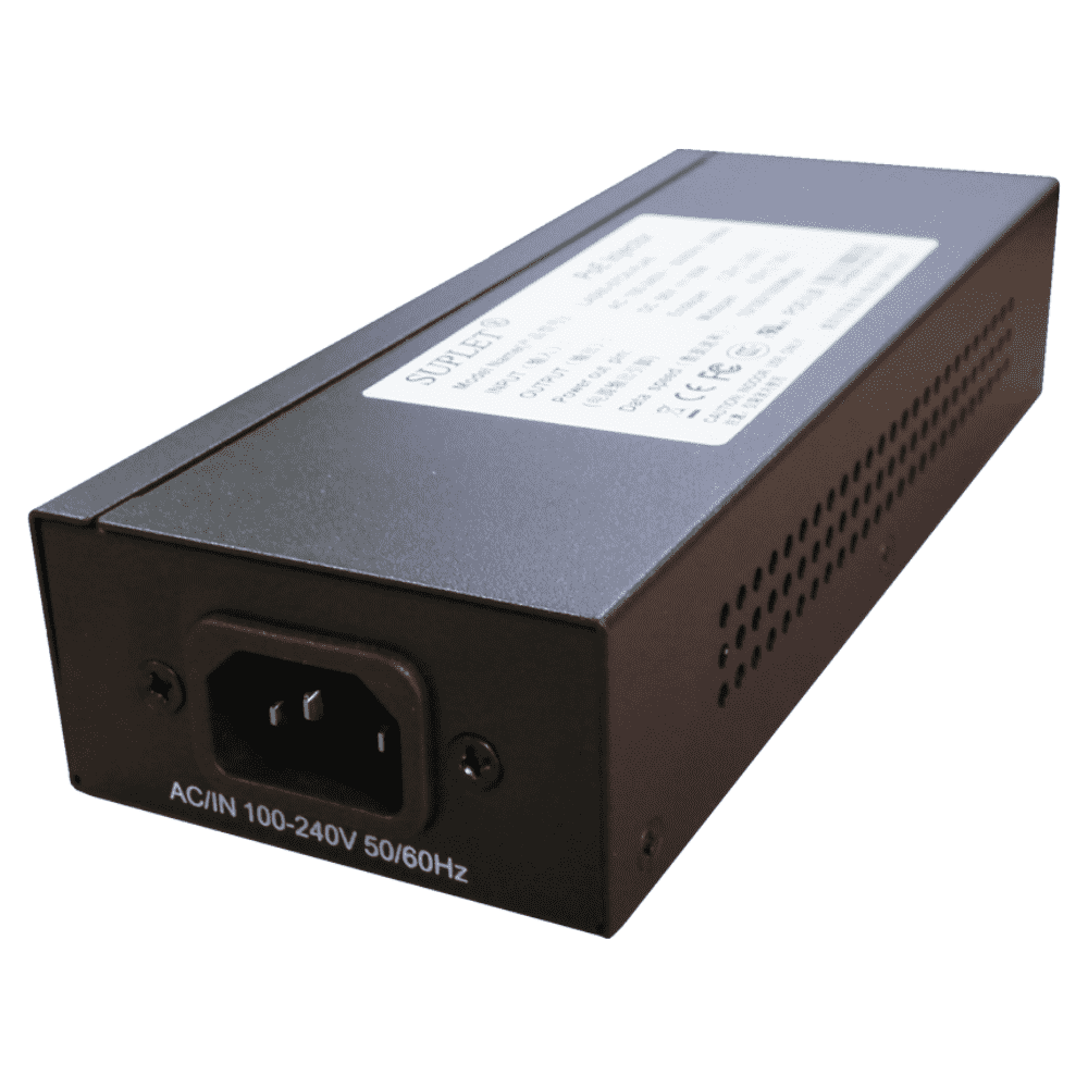 Hikvision High PoE Injector: 60W