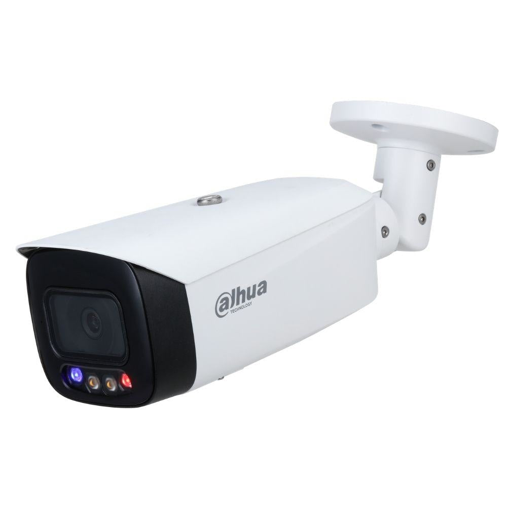 Dahua IPC-HFW3549T1-AS-PV Security Camera: 5MP TIOC Bullet, Fixed 2.8mm, Active Deterrence, WizSense + Starlight