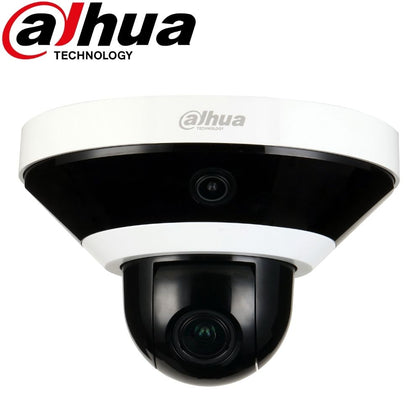 Dahua PSDW5631S-B360 Security Camera: 3 Fixed 2mm, 1 PTZ Motorized 2.7~13.5mm, 2MP, Panoramic