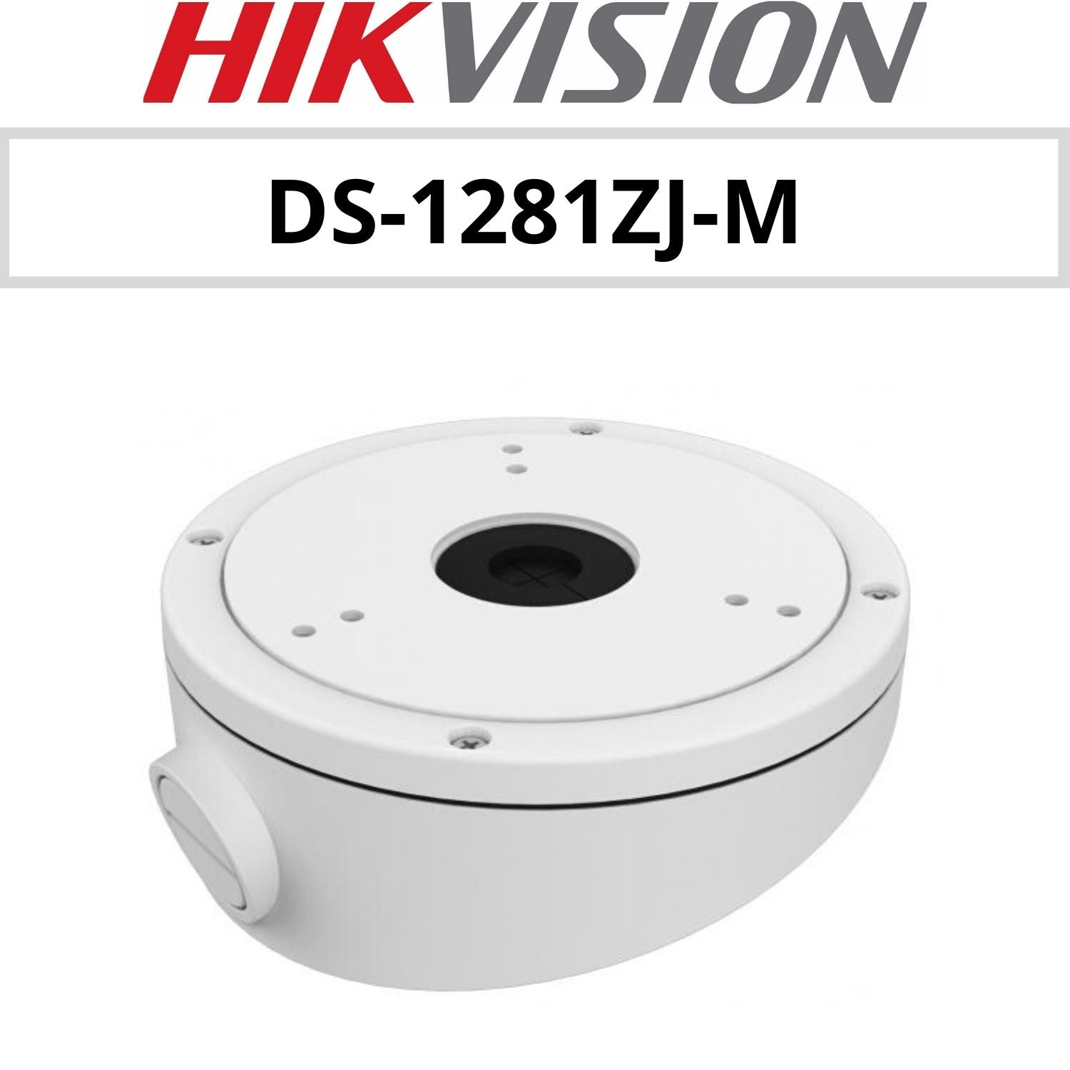 Hikvision DS-1281ZJ-M Inclined Ceiling Mount Bracket